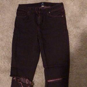 JUSTBlack jeans